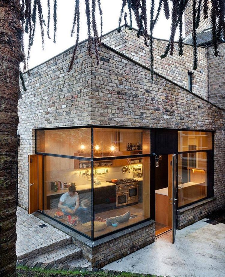Dublin, Ireland. By NOJI Architects. 建築家, 建築デザイン, レンガ建築