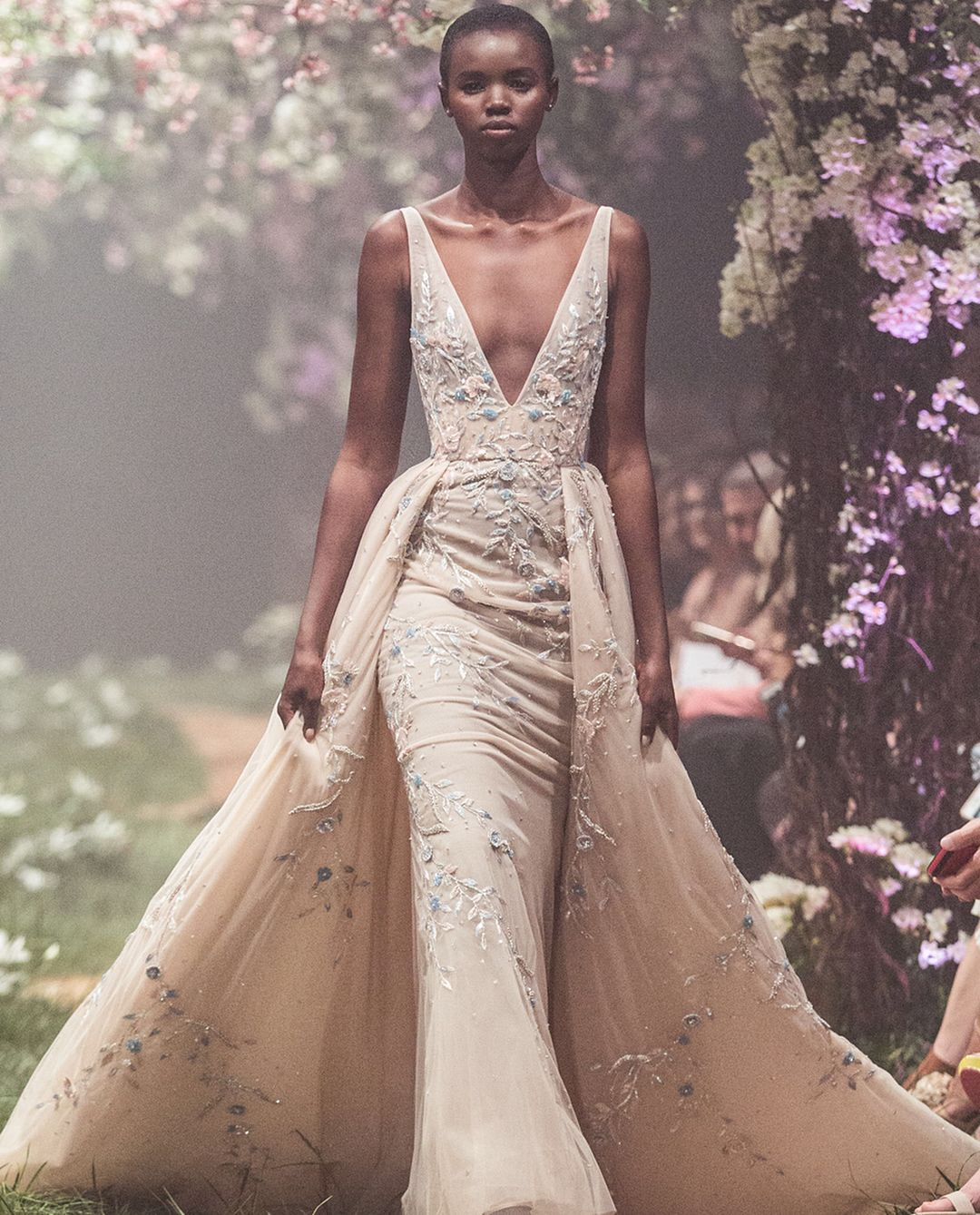 Samira wiley wedding dress  Dream Come True u Inspired by Cinderella the fishtail gown is
