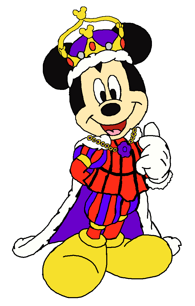 King Mickey Cinderellabration Mickey Mouse And Friends Mickey Mouse Wall Art Mickey Mouse