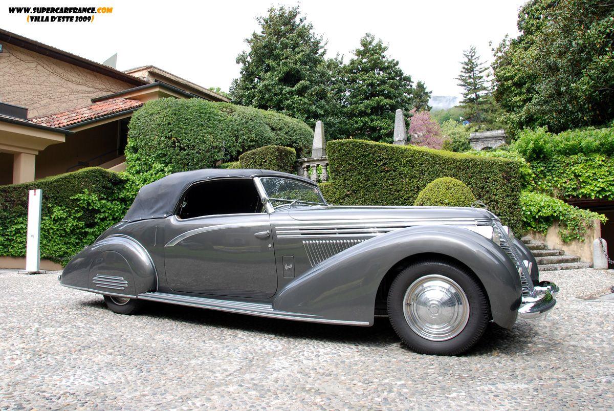 1931-1939 Lancia Astura : http://en.wikipedia.org/wiki/Lancia_Astura