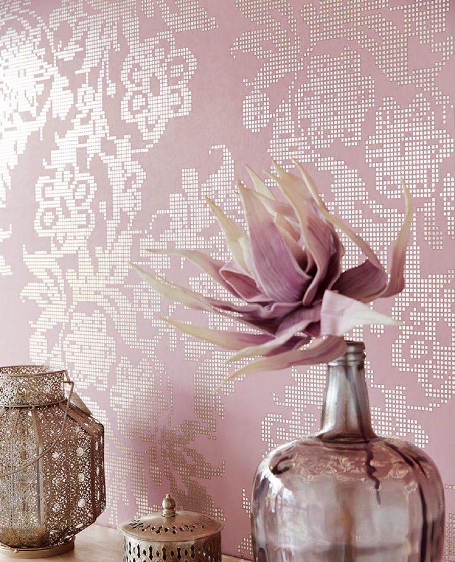 Wallpaper Siduri In 2020 Pink Wallpaper Wallpaper Home Wallpaper