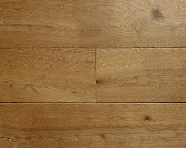 Wire-brushed French oak flooring, Colonial oak, Natural oak colour ...