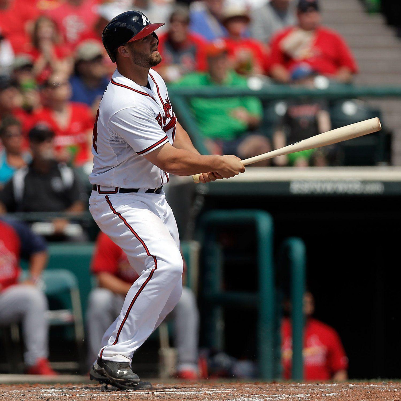 Breaking Down Impact Of Braves Catching Depth Chart Without Brian Mccann Braves Atlanta Braves Brian Mccann