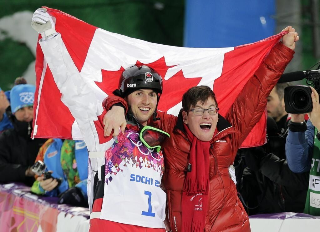 Our favorite #Sochi #Olympic moment. Period.