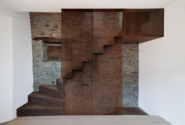 Pin by zhang yx on A/W 16/17 WALLS  FLOORS 500+ Pinterest - maison en beton banche