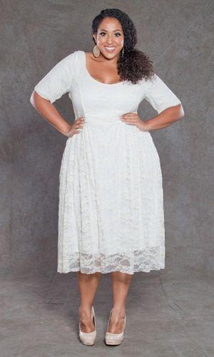 Kara Lace Dress   Vintage lace wedding dresses, Vintage lace ...