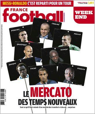 France Football Week-end du 1er Février 2013