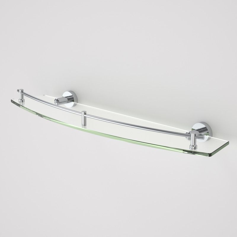 Cosmo Glass Shelf - Single http://www.caroma.com.au/bathrooms ...
