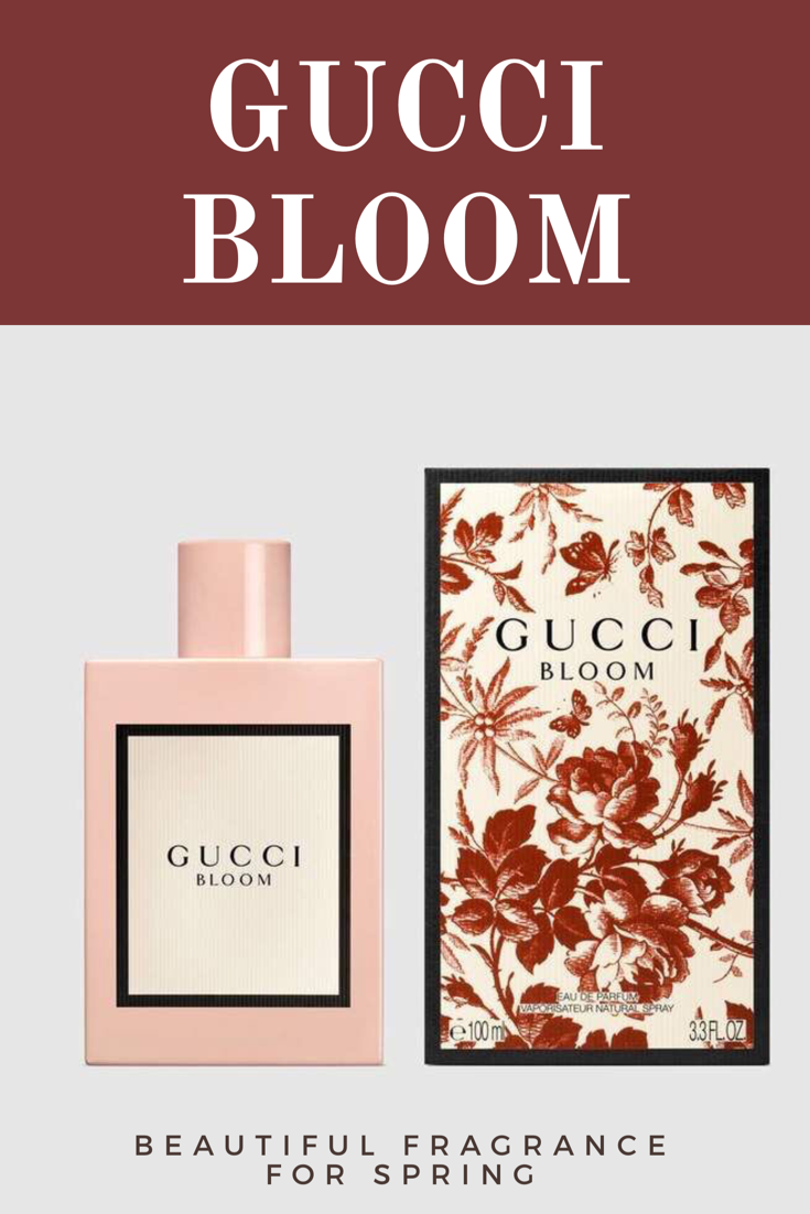 Gucci Bloom I Love This New Fragrance I Need To Get A Bottle Soon Ad Fragrance Gucci Floral Yourmamaofdrama