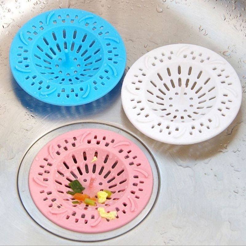 Details About Hair Catcher Bath Drain Shower Tub Strainer Cover Sink Trap Basin Stopper Filter Sink Strainer Shower Tub Kitchen Shower
