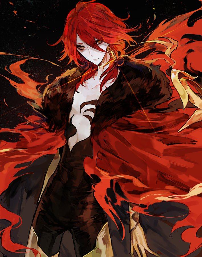 Karna ( Lancer ) FGO | drink from the grail | Anime art ...