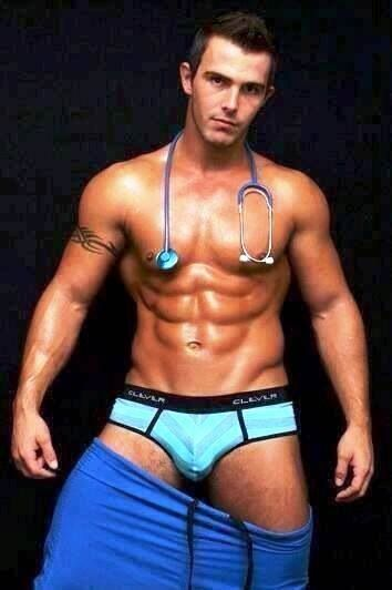 Gay hot doctor
