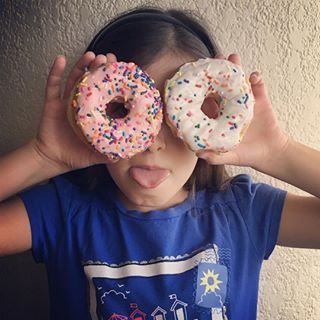 Celebrating Donut Day! 🍩🍩 ¡Celebrando el Día de la Dona!