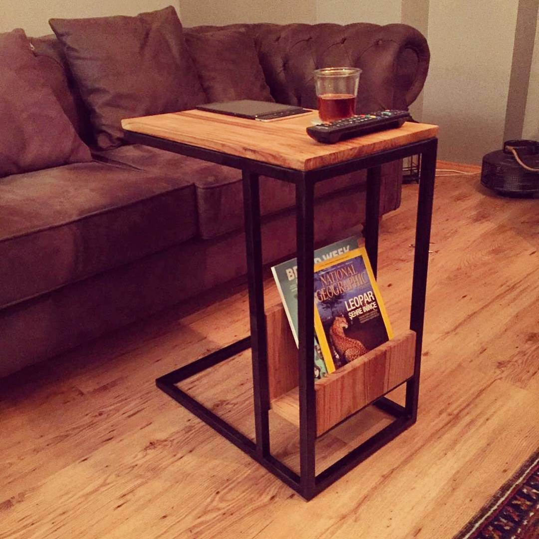 Photo of Our new sweet Tagg side table. Wooden Side Table | Coffe Table www.mozilya.com …