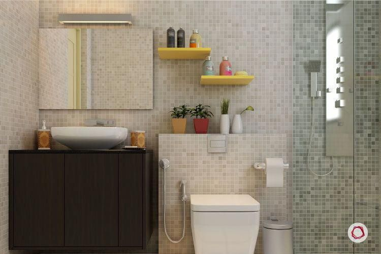 Pin On Small Bathroom Decoration Ideas Diy Small indian bathroom tiles design