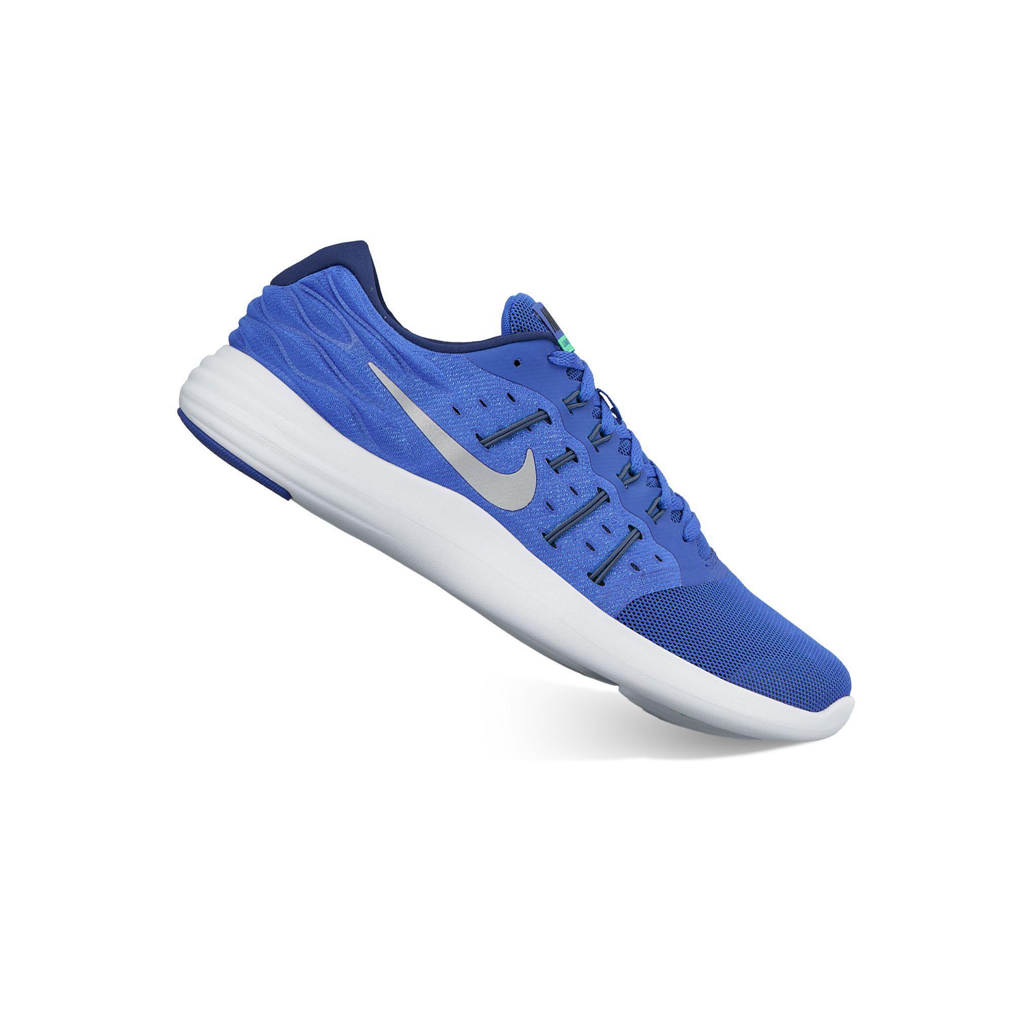 Nike LunarStelos Men\u0027s Running Shoes, Oxford