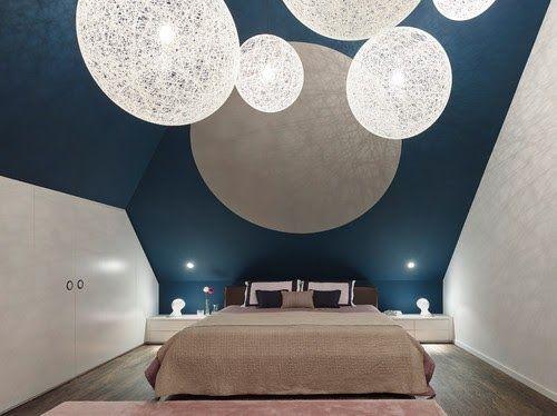 Schlafzimmer Mit Dachschrage Gestalten 8 Tipps  Feng Shui Im Schlafzimmer Bett F…
