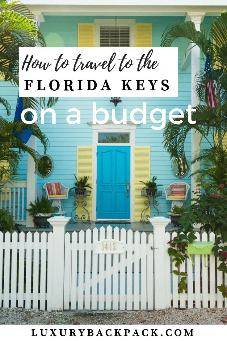 10 tips for having a luxury trip to the florida keys on a