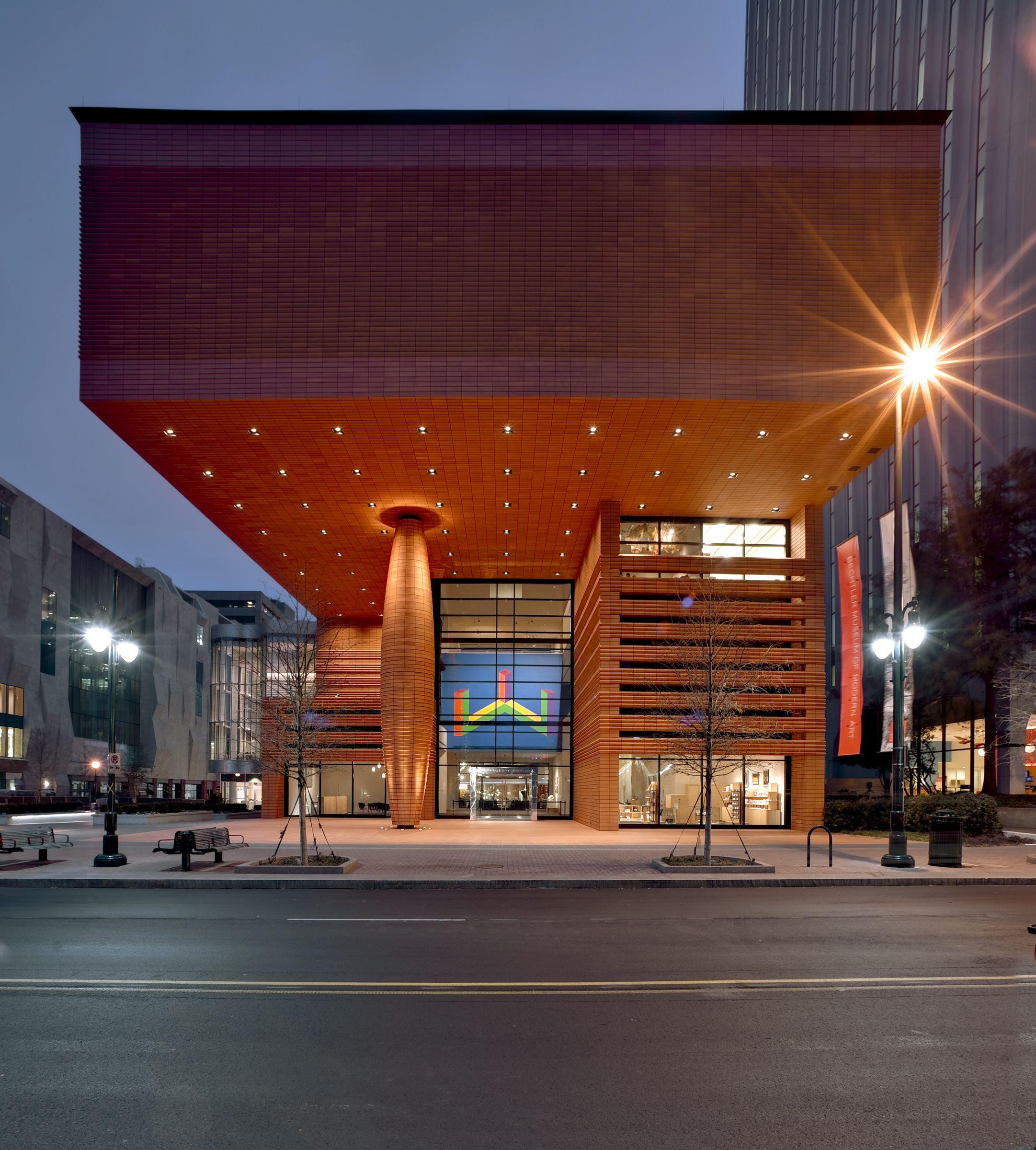 Modern Architecture North Carolina bechtler museum of modern art in charlotte, north carolina