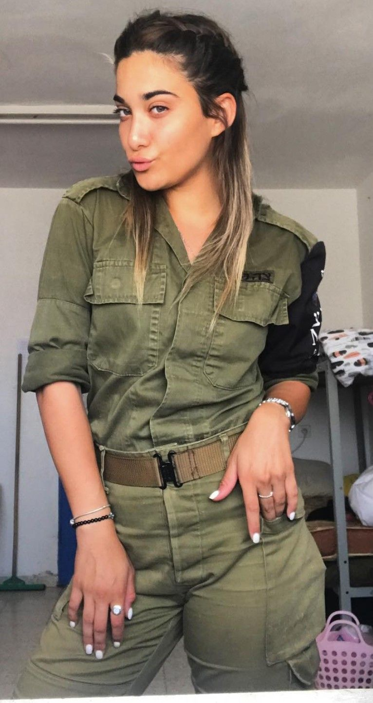 free hot army women s