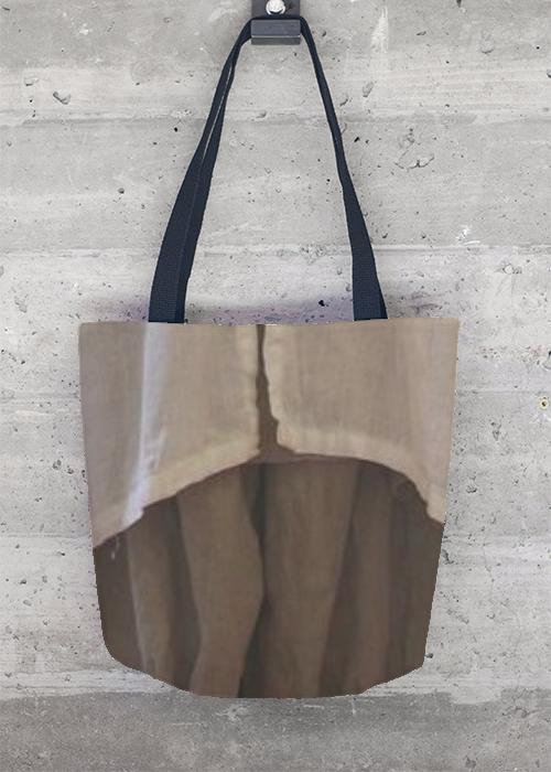 VIDA Tote Bag - Aster Purple Green Tote by VIDA AvwskW