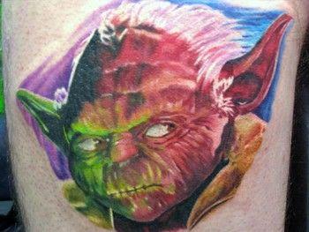 Yoda, awesome