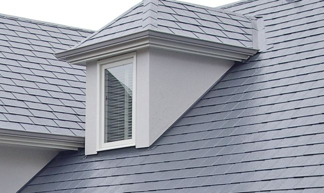Slate Roof Tiles Copper Roof Metal Roofs Have Returned From The Olden Days Slate Roof Roof Types Pergola With Roof