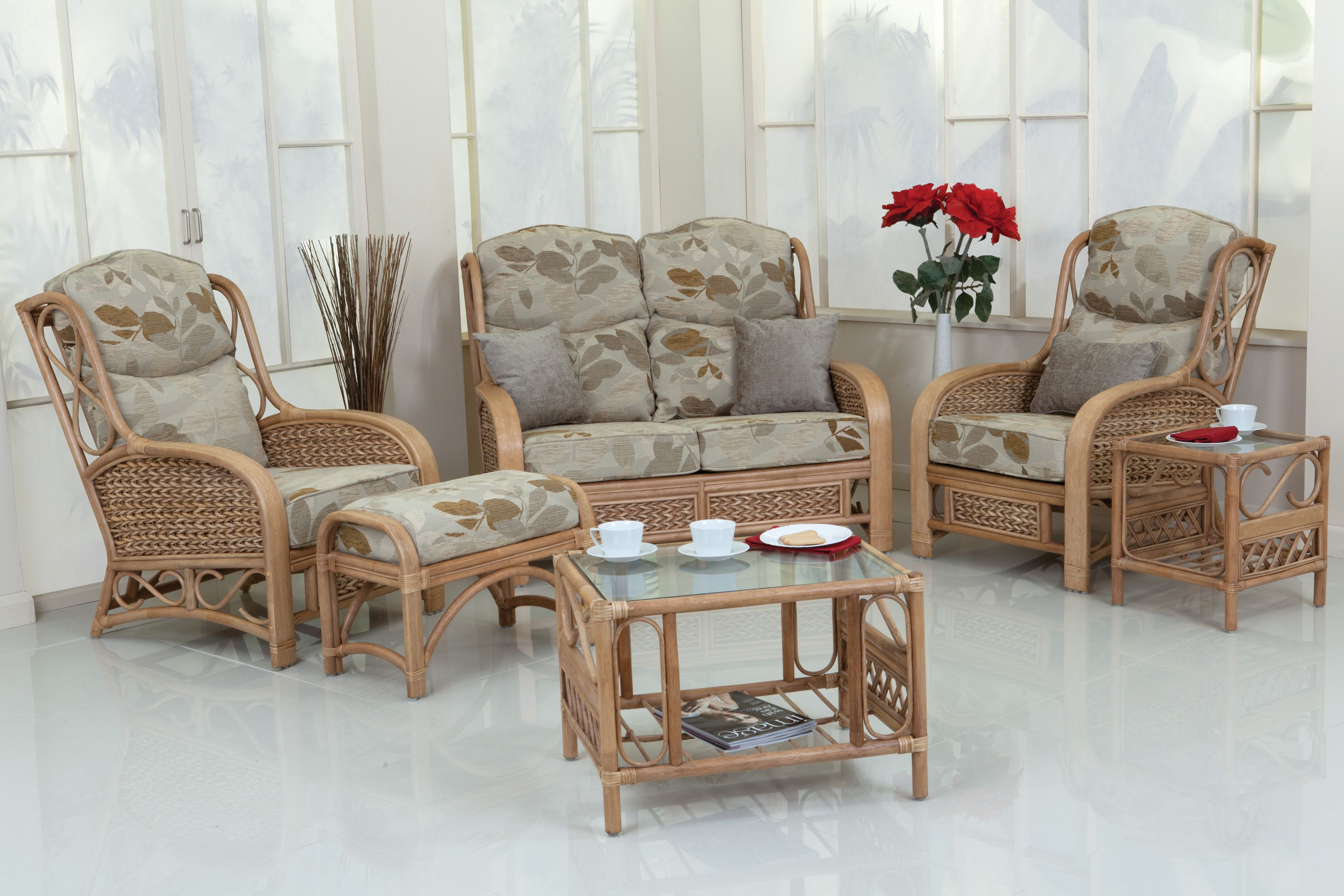 Rattan & Cane Conservatory Furniture | Conservatory Furniture ...