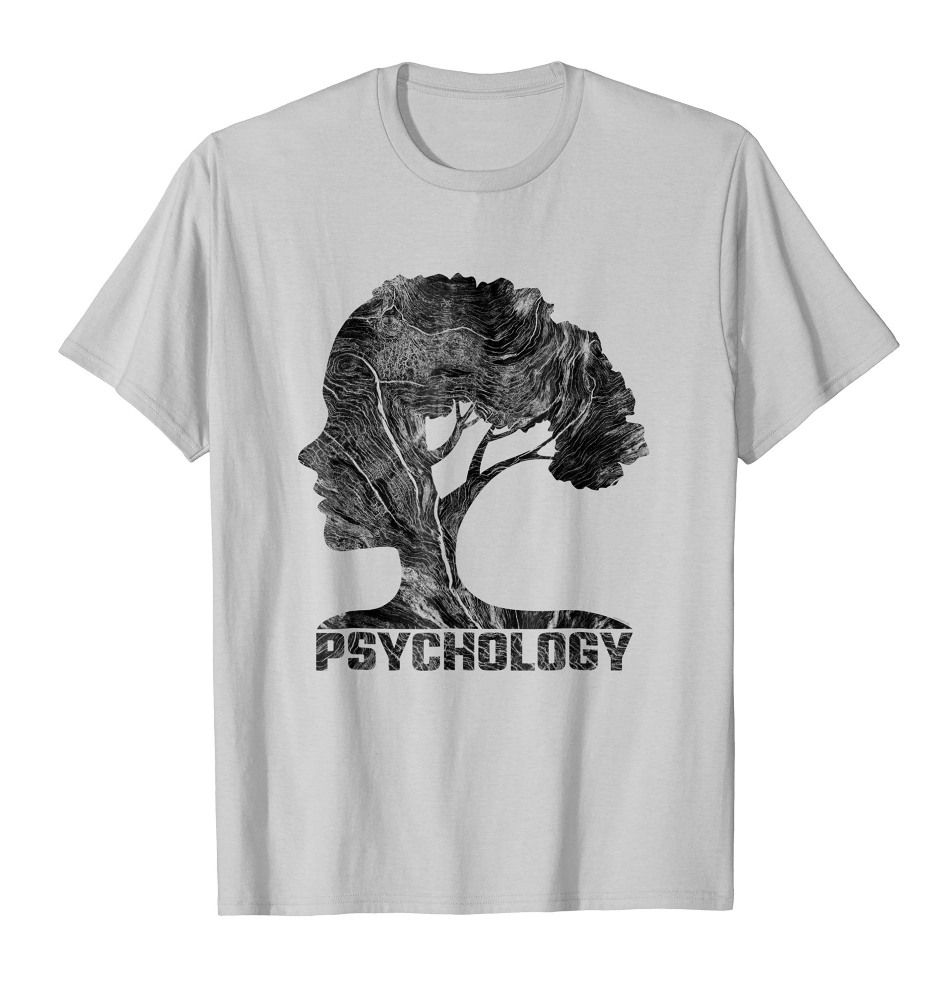 Mad Over Shirts I Get Psyched for Psychology Unisex Premium Tank Top