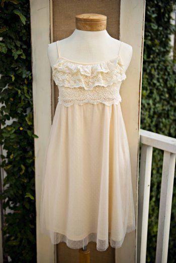Women's Boutique Dresses, Shabby Chic Dresses, Women's