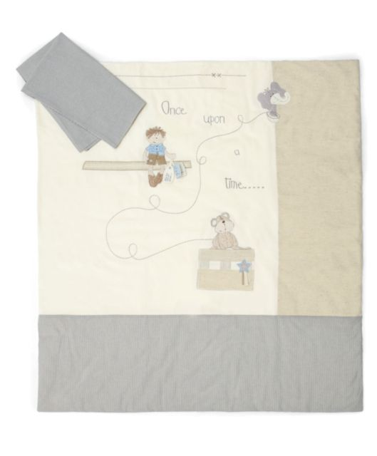 Once Upon A Time Boys - Quilt & Pillowcase