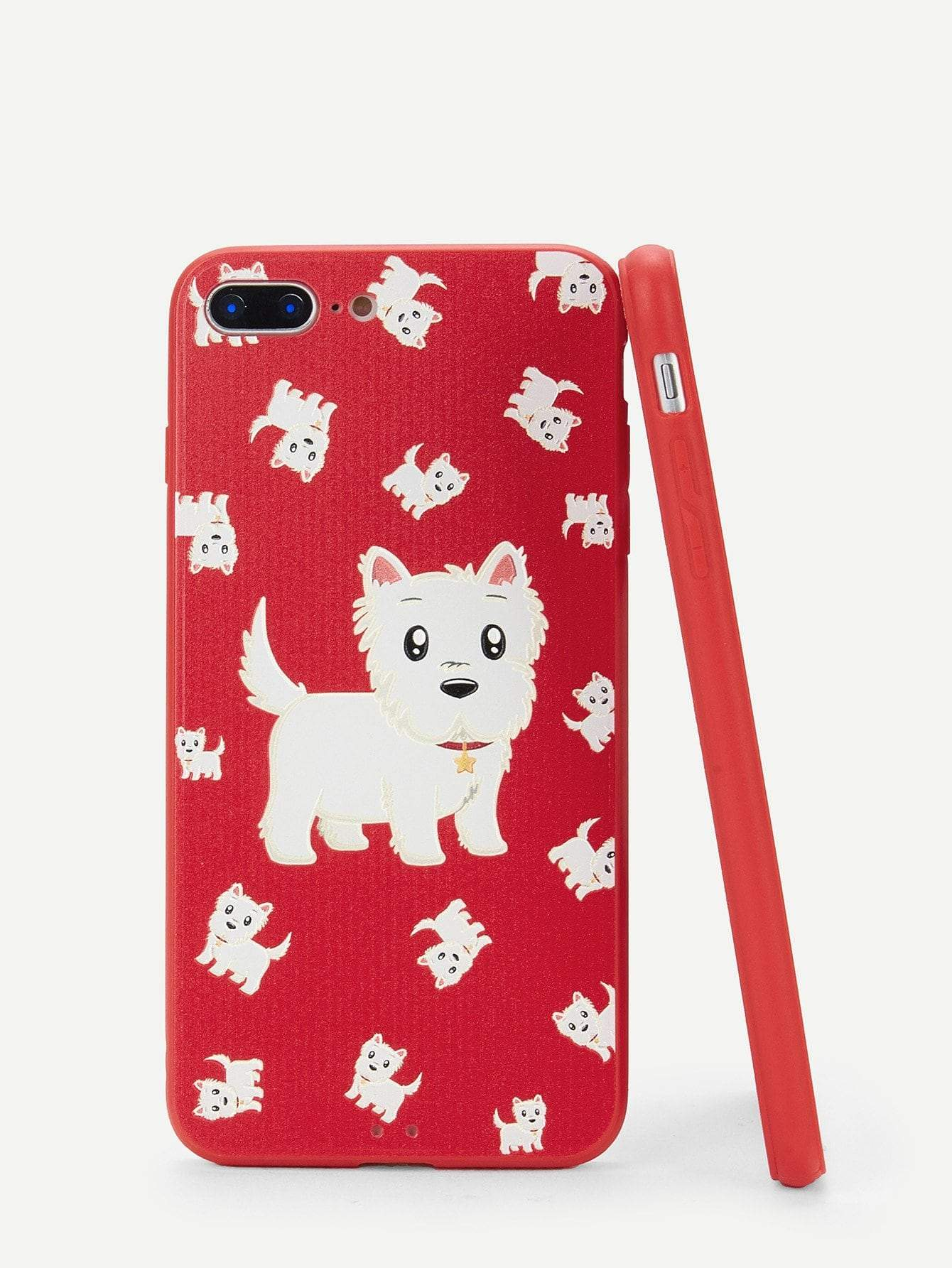Dog print iphone case with images iphone prints
