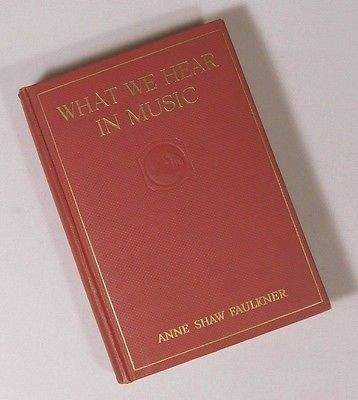 Antique Music Theory Books Collection by Citrus Valley Vintage Books