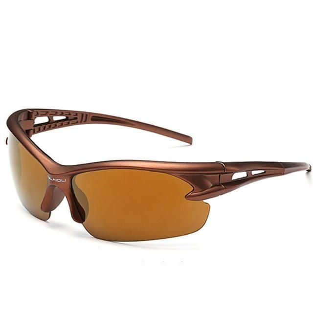 Mirrored Sports Sunglasses