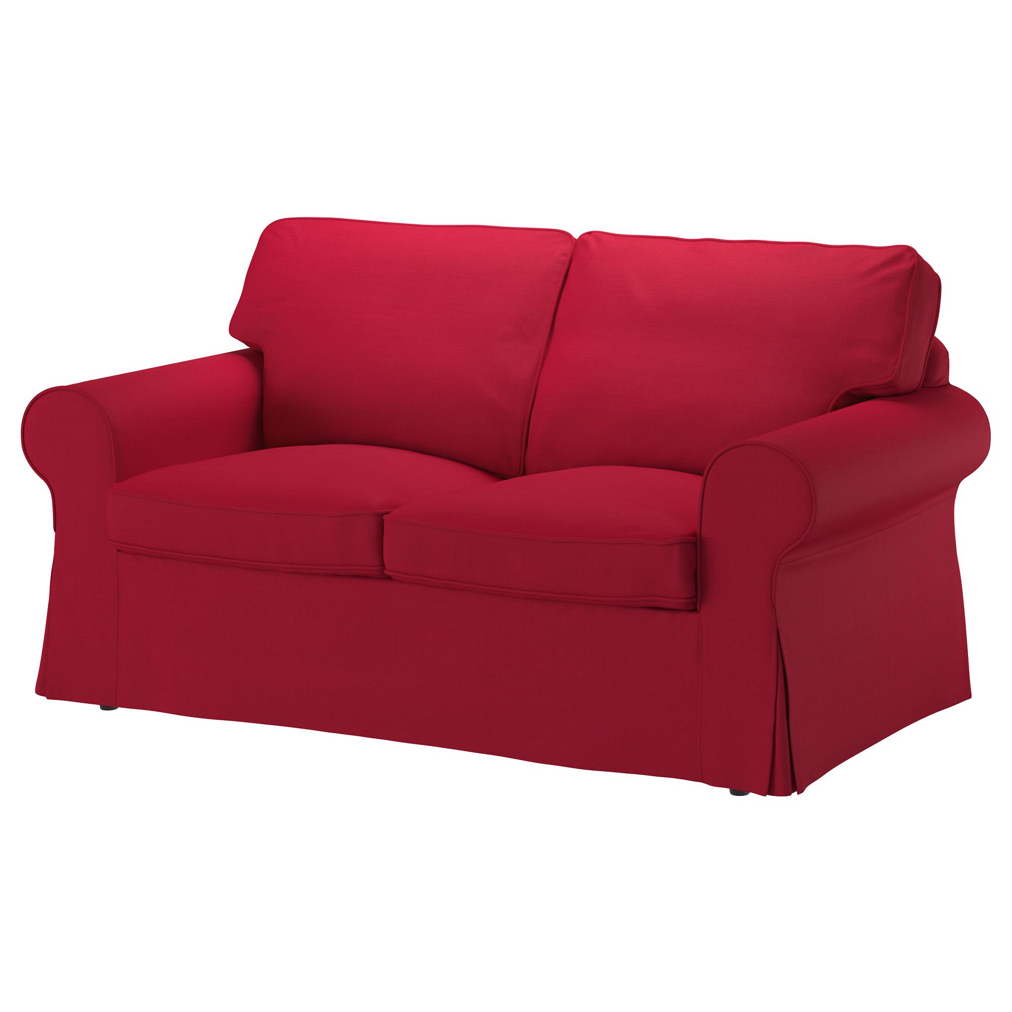 EKTORP Loveseat Cover   Nordvalla Red   IKEA
