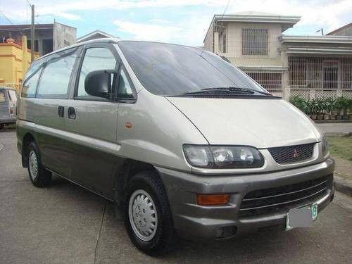 Mitsubishi Delica L400 Spacegear Factory Service Manual