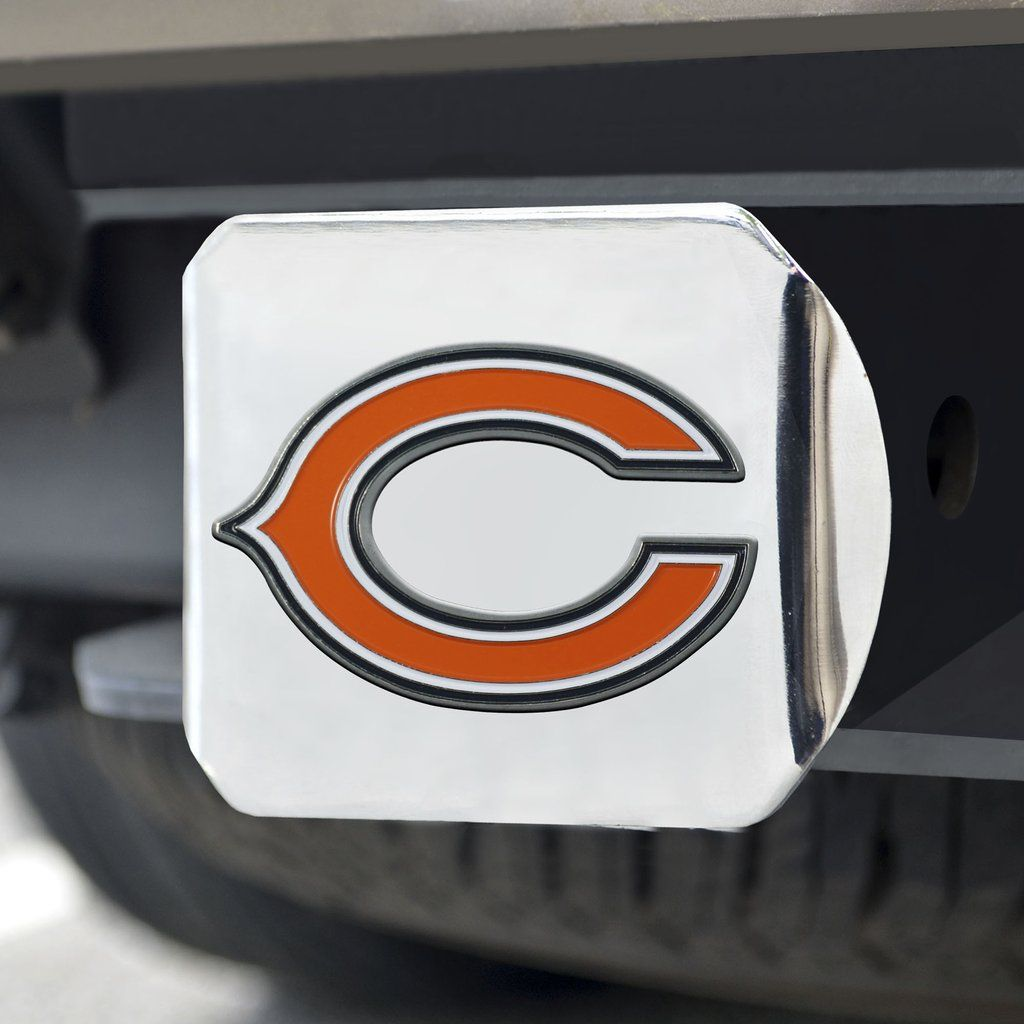 NFL Chicago Bears Premium Metal Auto Emblem