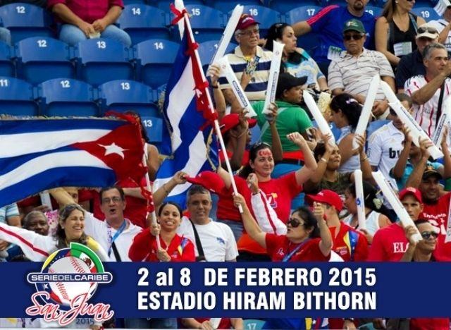 ¿¿¿Estas listo??? Serie Del Caribe 2015 del 2 al 8 de febrero en el Estadio Hiram Bithorn. Con la participación de las delegaciones de #México, #Venezuela, #RepúblicaDominicana, #PuertoRico y #Cuba. >> http://goo.gl/lKCUSL
