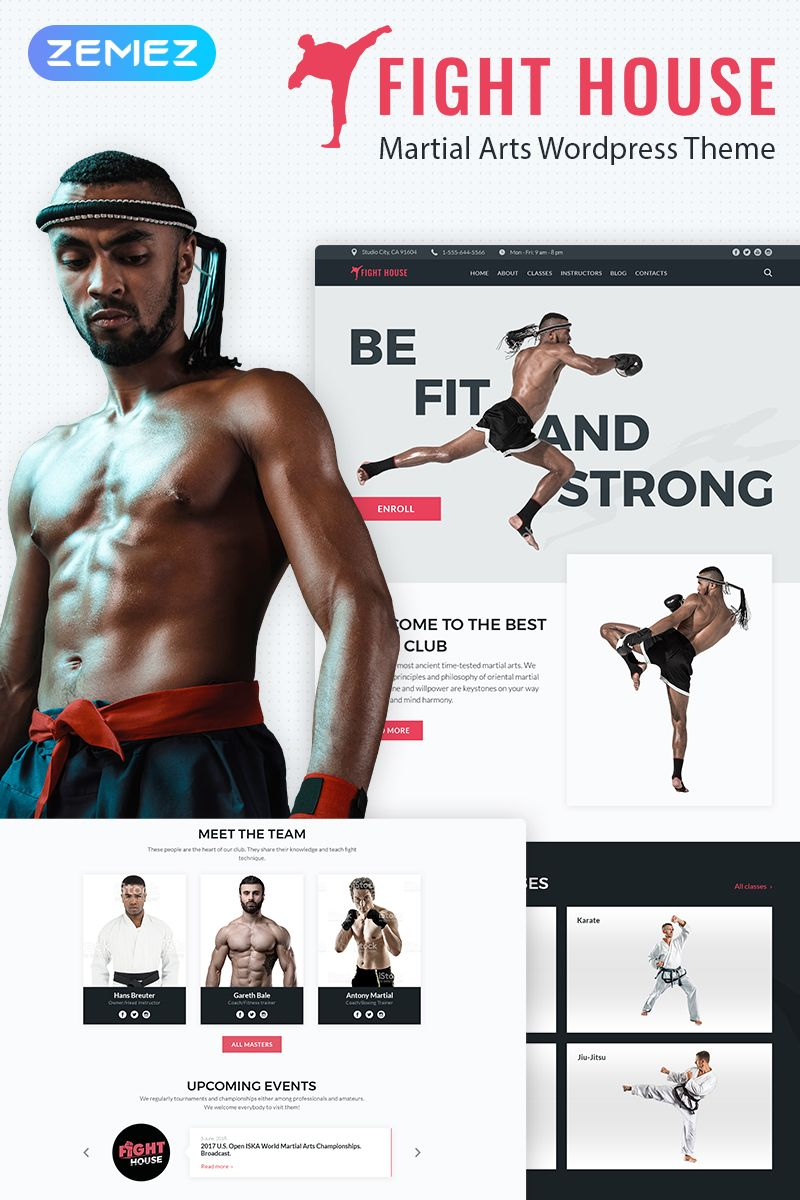 Fight House - Brutal Martial Arts Club WordPress Theme https://www.templatemonster.com/wordpress-themes/fight-house-brutal-martial-arts-club-wordpress-theme-67584.html