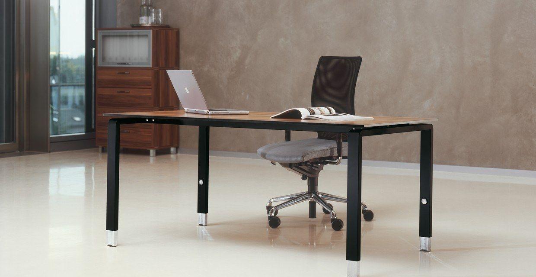 Schreibtisch Pensum Palmberg Mechanisch Hohenverstellbar