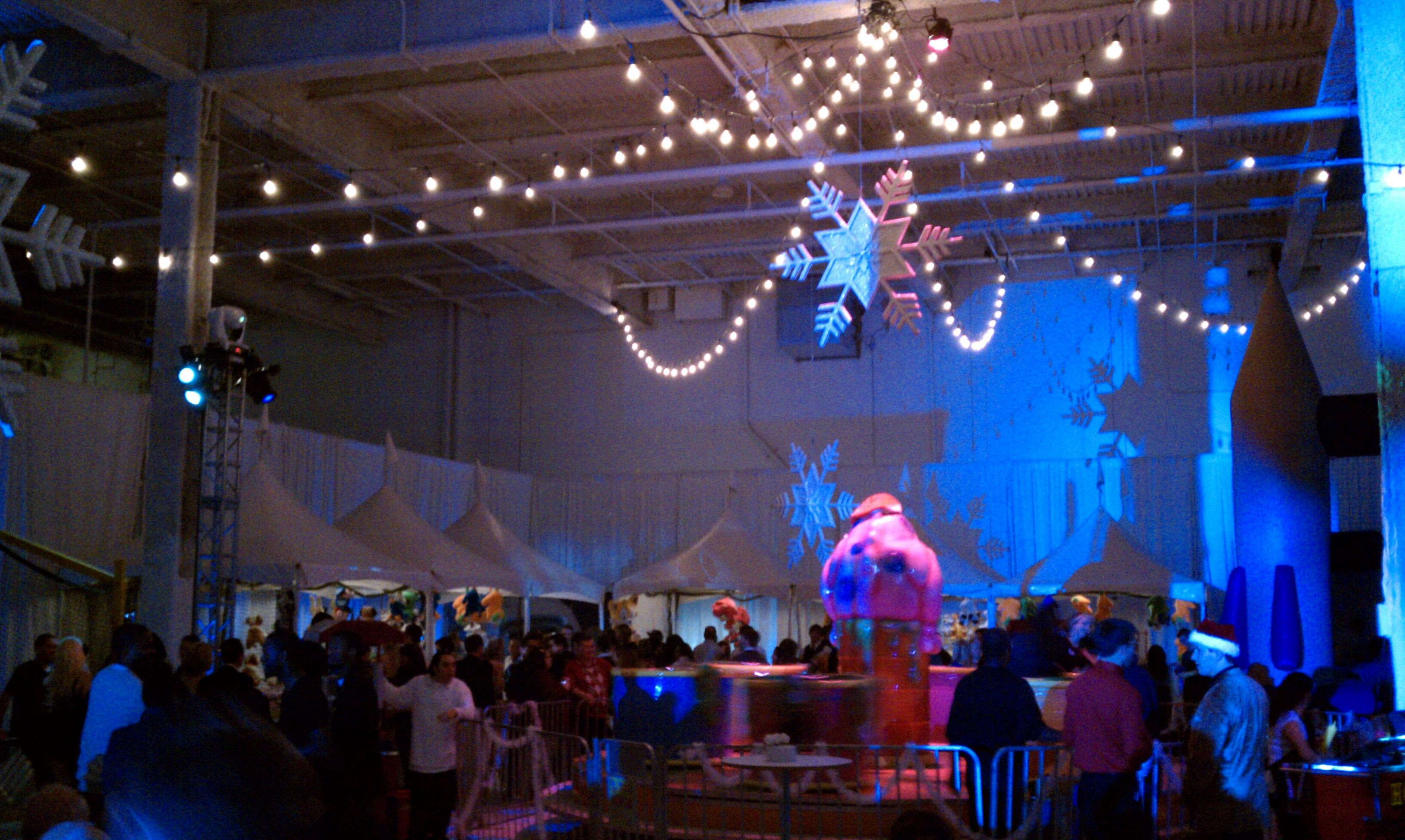 spacex christmas party -#main