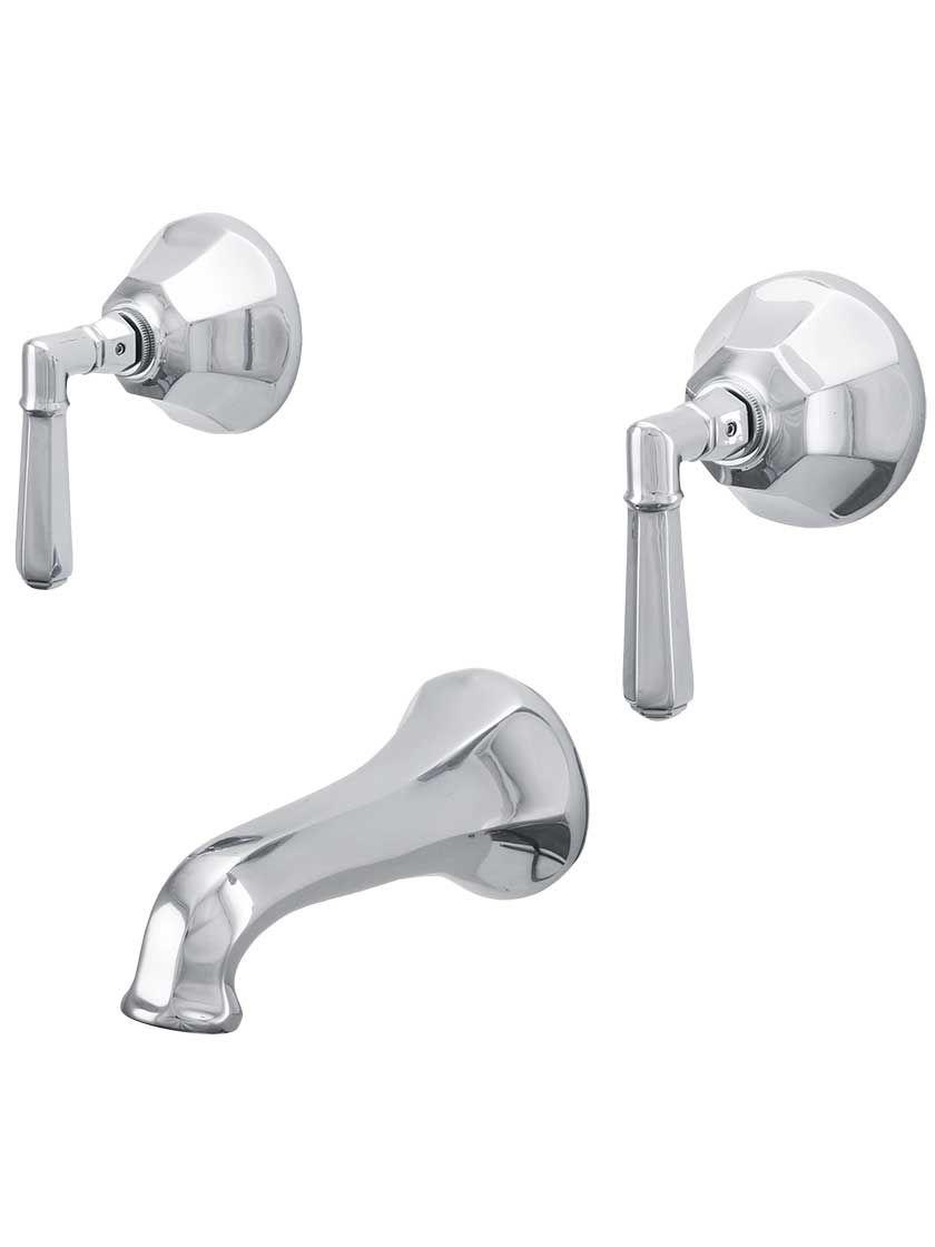 wall mount tub faucet tub faucet