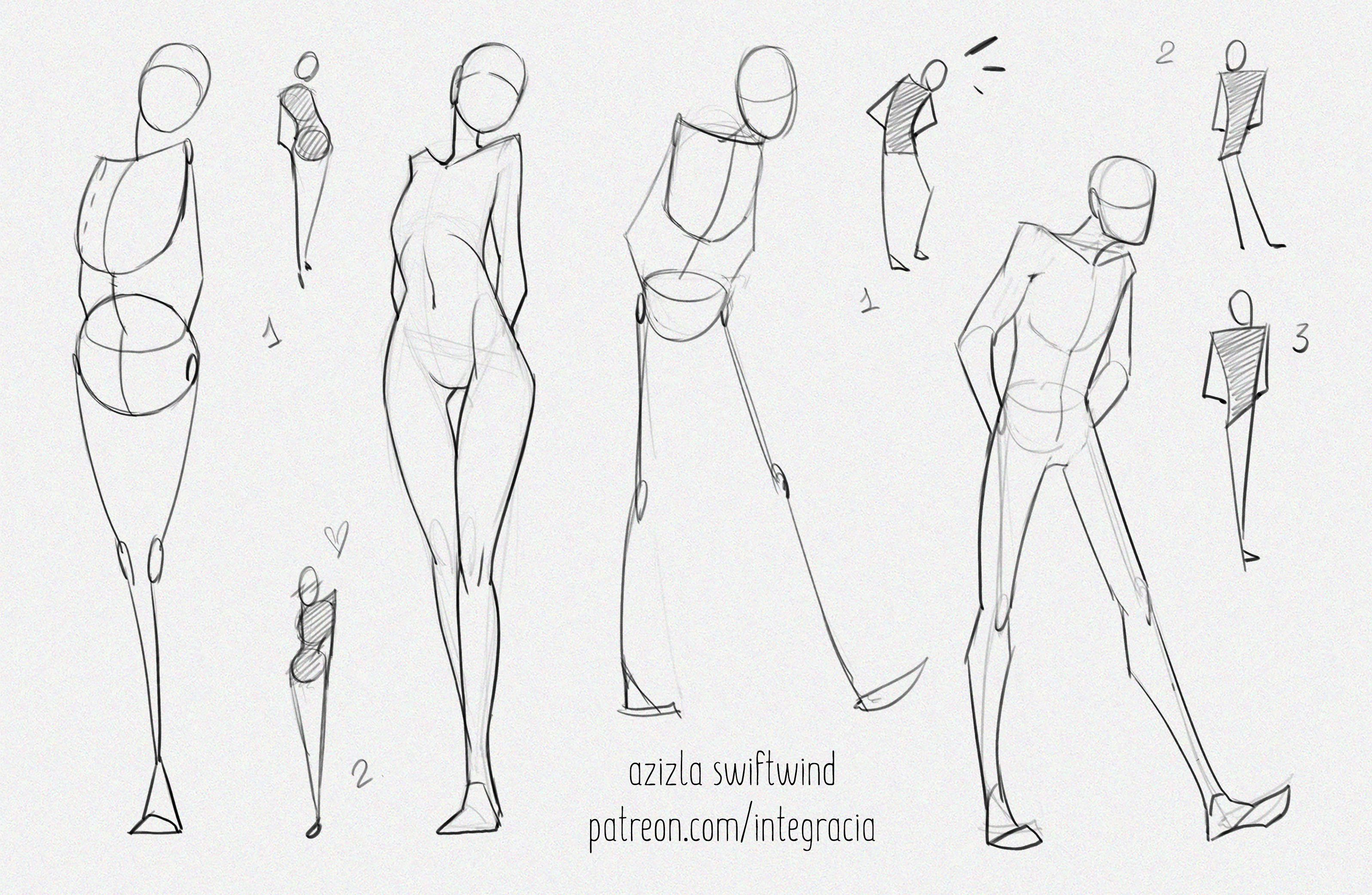Azizla Swiftwind Is Creating Comic Arts And Resources Patreon Body Reference Drawing Drawing Reference Poses Art Reference Photos