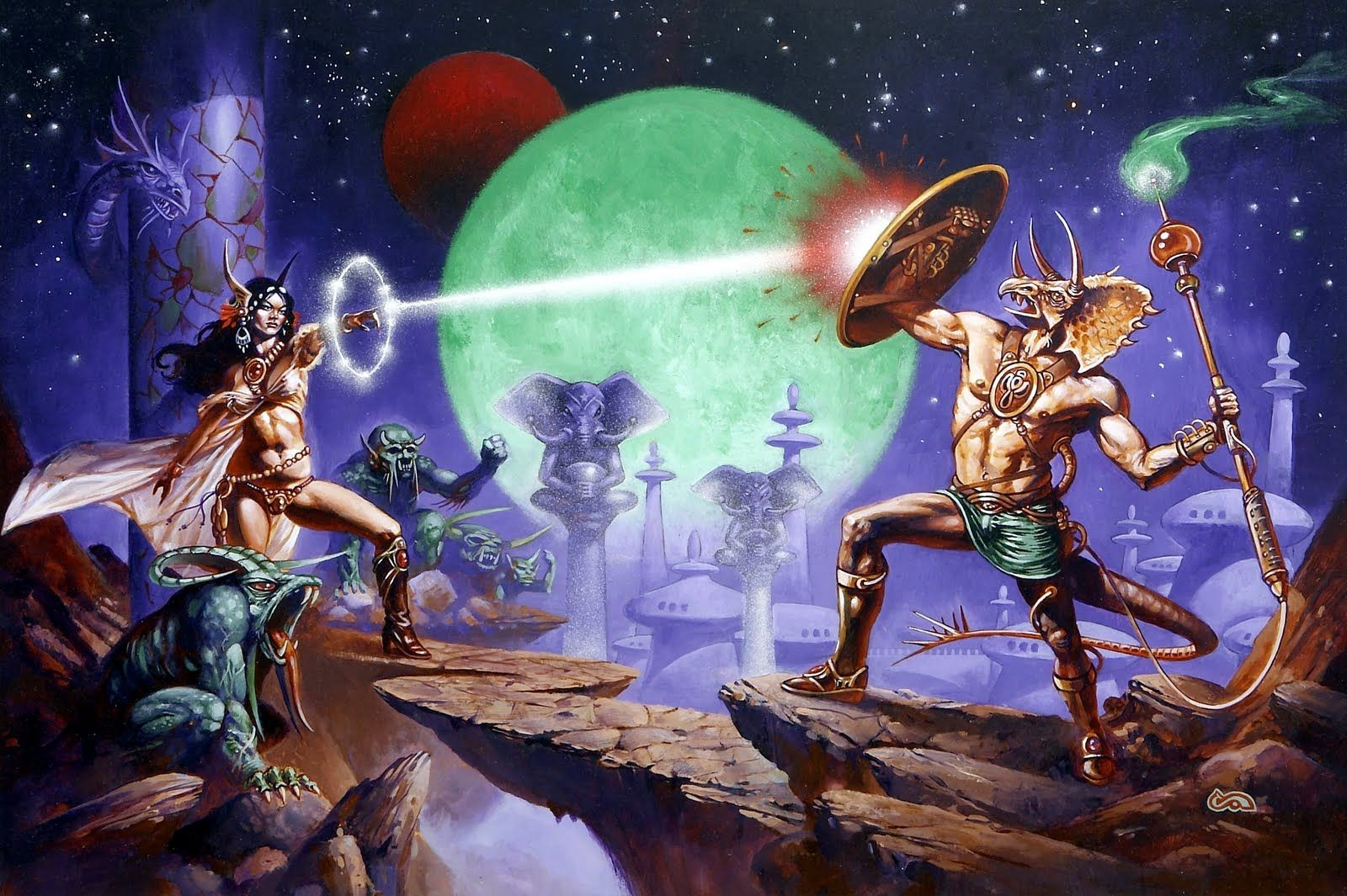 Heavy Metal Sci-Fi Art   Sci-Fi and Fantasy Picture Thread