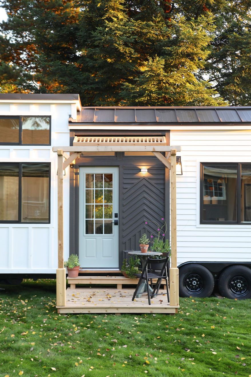 Handcrafted Movement Tiny Home In 2019 Tiny Mobile House