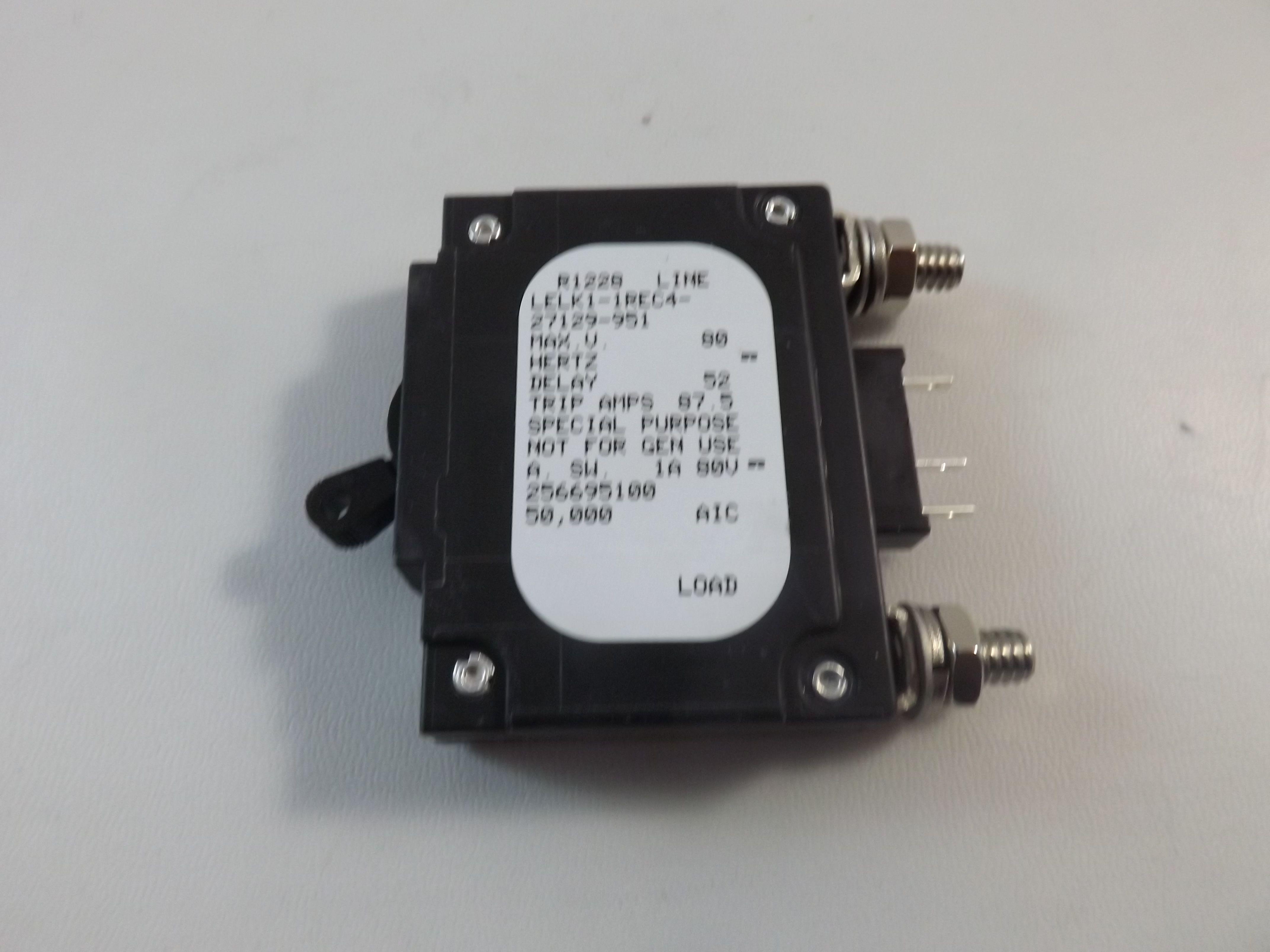 Airpax LELK1-1REC4-27129-951 New 256695100 Breaker 70 Amp