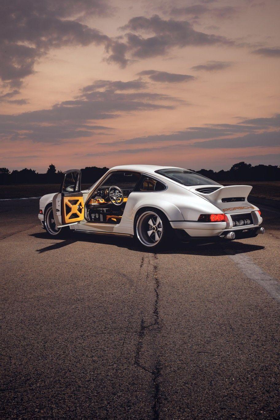 Singer Williams Dls Porsche Porsche Cars Porsche Singer Porsche