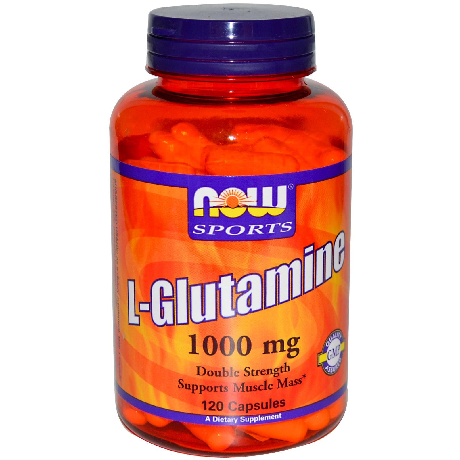 I supplement with LGlutamine after workouts the health