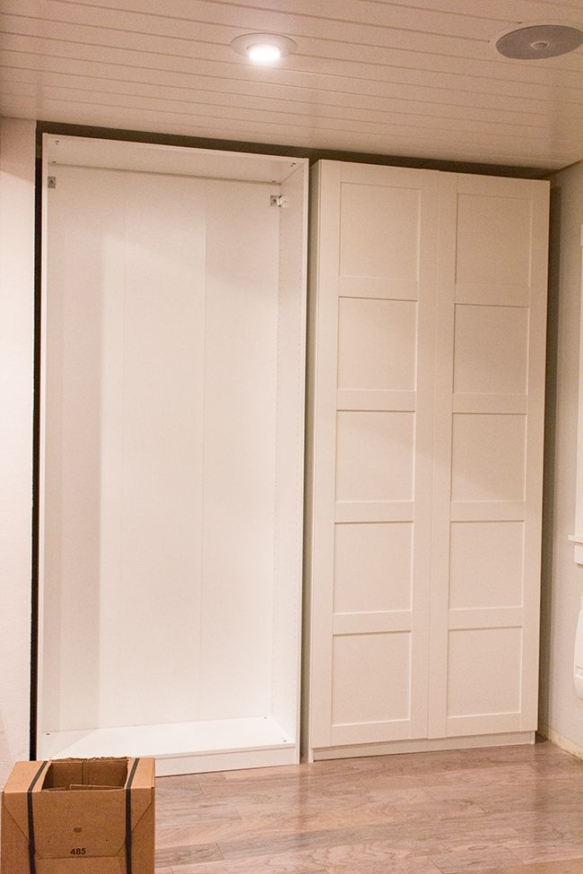 Best Kitchen Chronicles An Ikea Pax Pantry Part 1 Built In 400 x 300