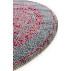 Reduzierte Runde Teppiche
